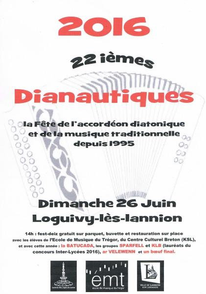 dianautiques 2016